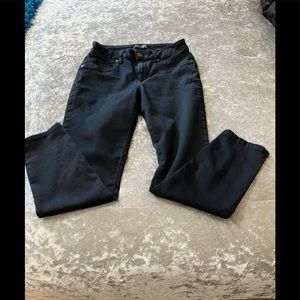 Denim 1822 black jeans